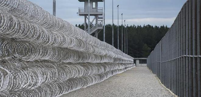 ABD'de cezaevinde isyan!