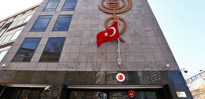 Türk konsolosluğuna saldırı planlayan 4 kişiye gözaltı