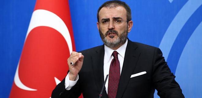 AK Parti Sözcüsü Mahir Ünal'dan flaş açıklamalar
