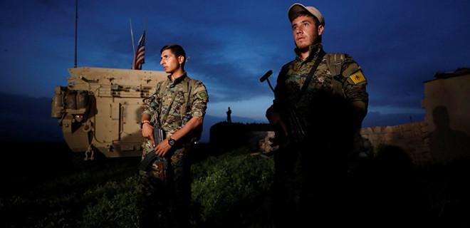 Pentagon'dan YPG/PKK'ya silah desteği talebi