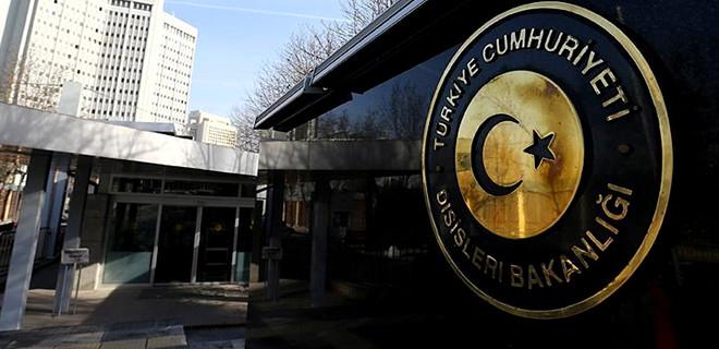Dışişleri'nden AB'nin Türkiye raporuna tepki