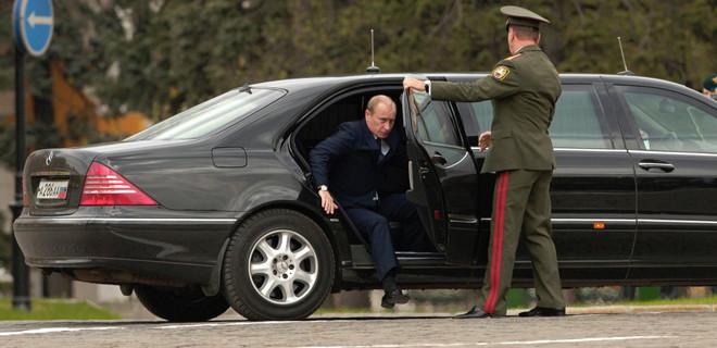 Putin makam aracını satılığa çıkardı!