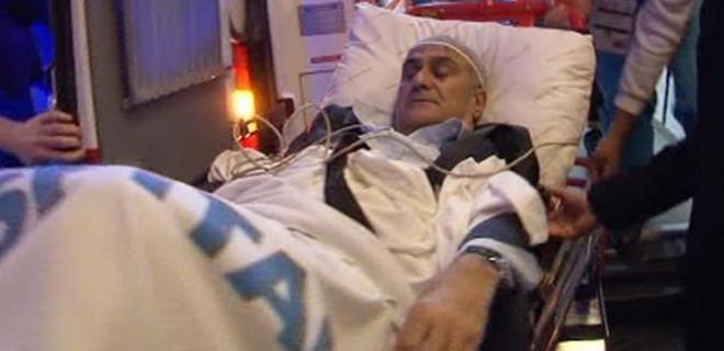 Beşiktaş taraftarı hastaneye akın etti