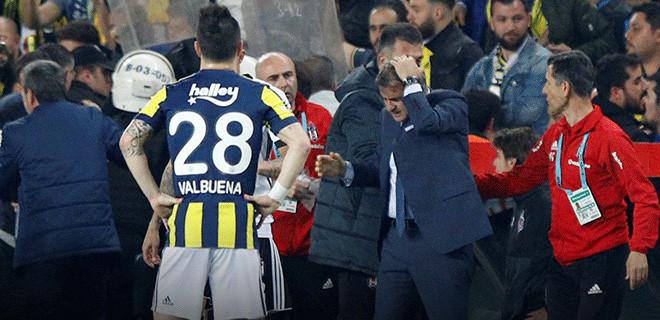 İşte Fenerbahçe'ye gelecek olan tarihi ceza!