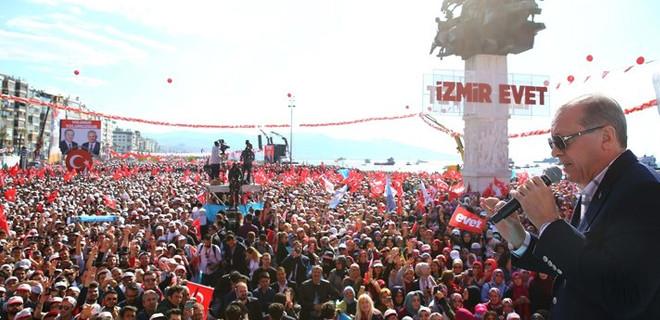 Cumhurbaşkanı Erdoğan seçim çalışmalarına İzmir'den başlayacak