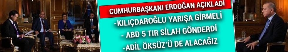 Cumhurbaşkanı Erdoğan canlı yayında meydan okudu: Kılıçdaroğlu başkasını aramasın! Kendisi meydana çıksın