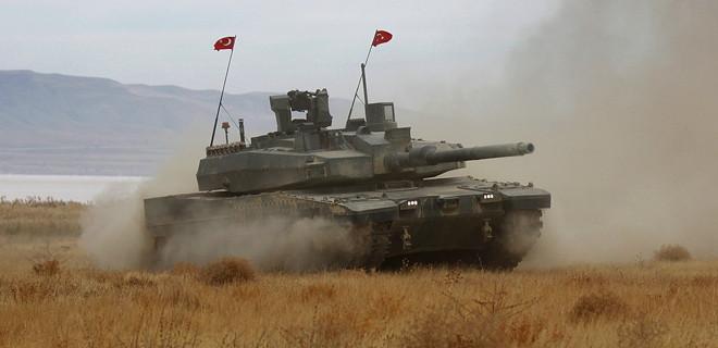 Altay tankında kritik gelişme!