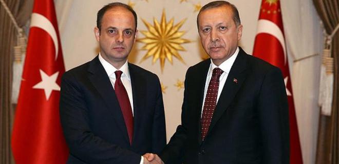 Erdoğan-Çetinkaya görüşmesi sona erdi!