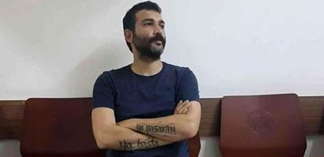 Oyuncu Barış Atay serbest bırakıldı