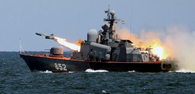 Rus gemileri Akdeniz'de aralıksız nöbet tutacak!