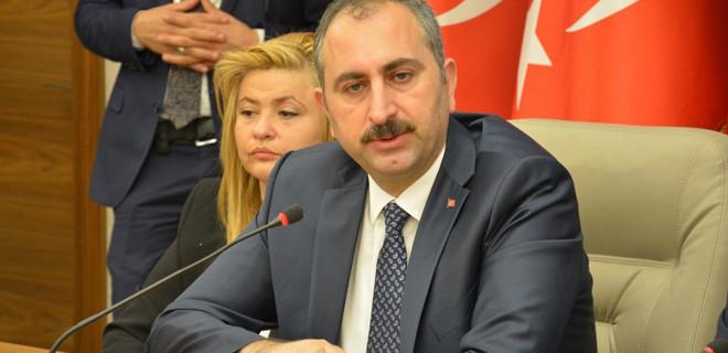 Adalet Bakanı Gül duyurdu!