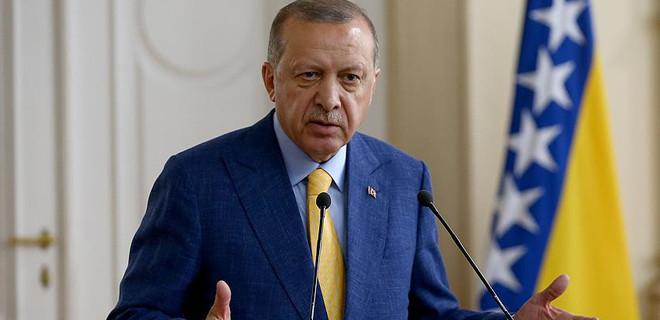 Erdoğan: Bu haber bana MİT'ten ulaştı