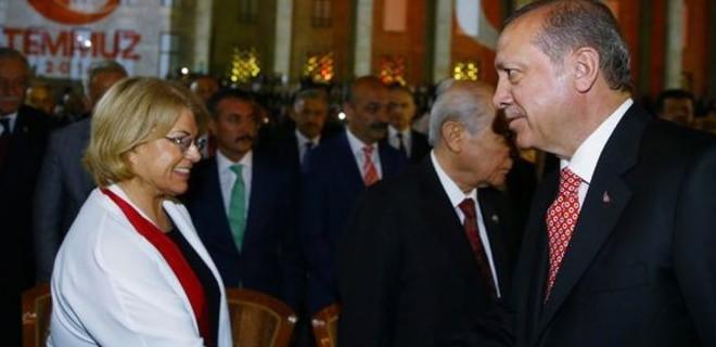 Erdoğan'ın Başkan Yardımcısı mı olacak?