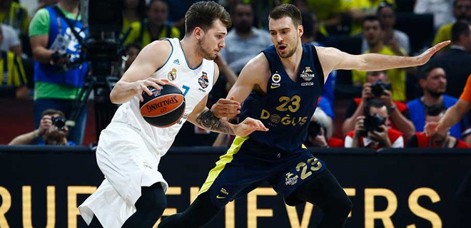 Fenerbahçe Doğuş Avrupa ikincisi oldu