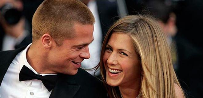Jennifer Aniston ile Brad Pitt yeniden...