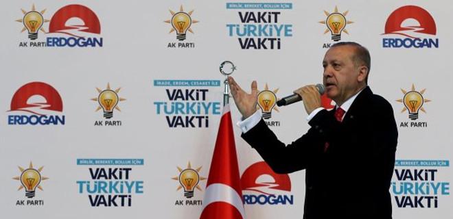 Erdoğan'dan dikkat çeken mesajlar 'Vakit Türkiye Vakti' diyerek yola çıkıyoruz