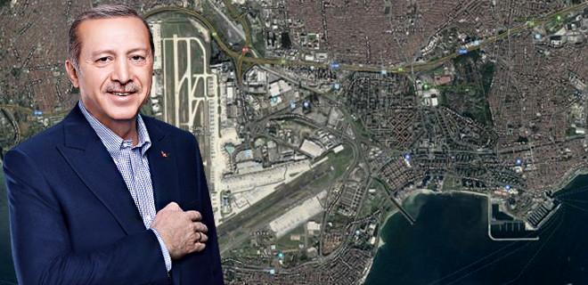 Dünyanın en büyük 3'üncü şehir parkı olacak!