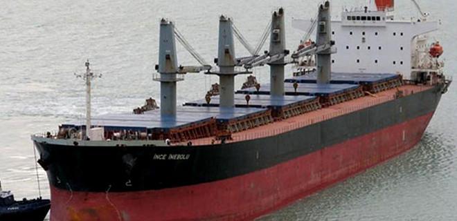 Türk gemisine Husiler'den roketli saldırı