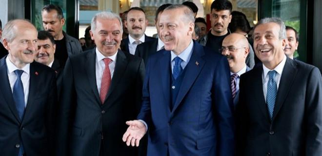 Cumhurbaşkanı Erdoğan'dan İBB ziyareti...