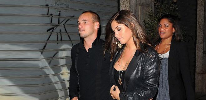 Yolanthe Cabau Sneijder'i aldattı mı?