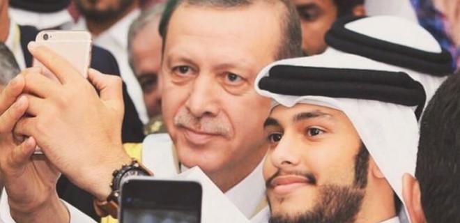 'Erdoğan'ı bize ödünç verin'