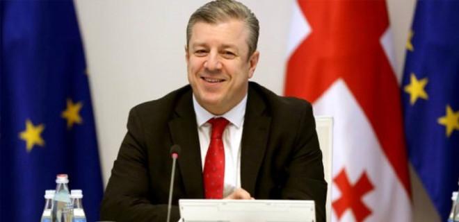 Gürcistan Başbakanı Giorgi Kvirikaşvili istifa etti
