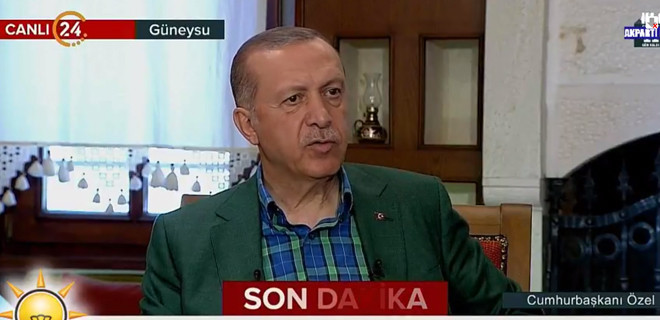 Erdoğan net konuştu: 24 Haziran'dan sonra ilk işimiz OHAL'i kaldırmak olacak