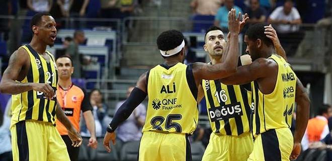 Fenerbahçe Doğuş üst üste 3. kez şampiyon!