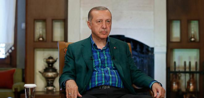 Cumhurbaşkanı Erdoğan'dan TRT kararı!