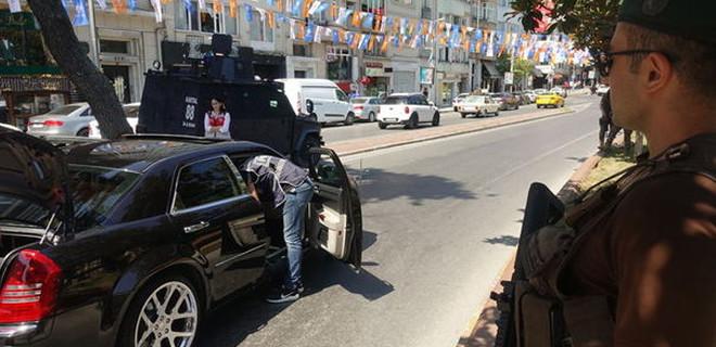 İstanbul'da ''Huzur Arife Uygulaması-2'