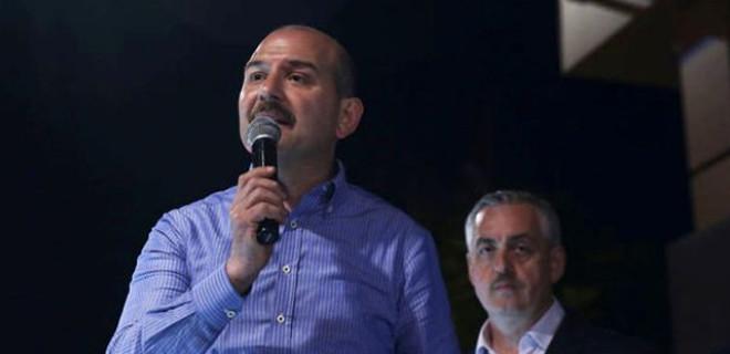 Bakan Soylu'dan kritik Suruç açıklaması...