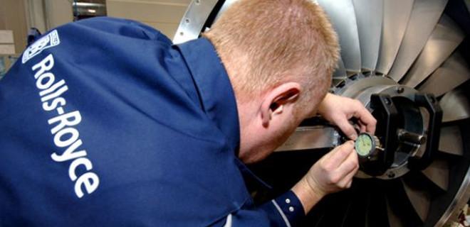İngiliz teknoloji şirketi Rolls-Royce 4 bin 600 kişiyi işten çıkaracak