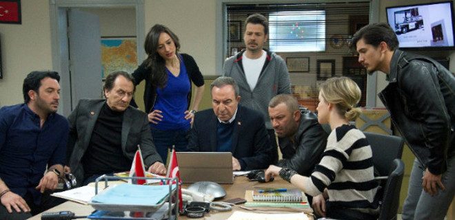 Türk televizyon tarihine geçti!