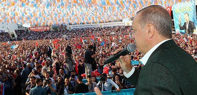 Erdoğan'dan flaş Münbiç mesajı!