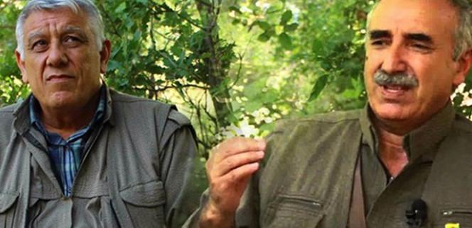 PKK'nin lider kadrosu kaçtı