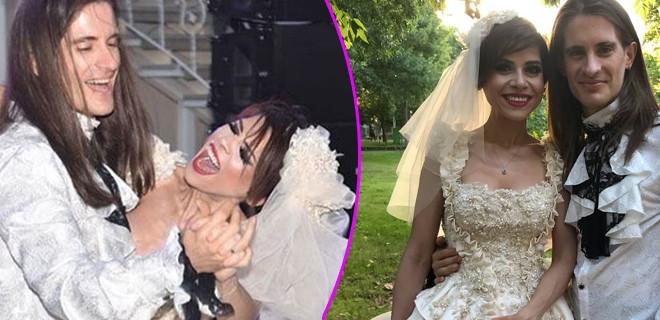 Aydilge evlendi!