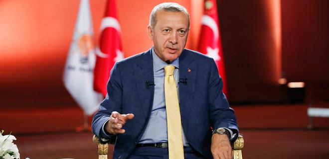 Erdoğan: Benden randevu istedi, vermedim