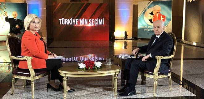 Bahçeli: 24 Haziran'da Erdoğan kazanacak...