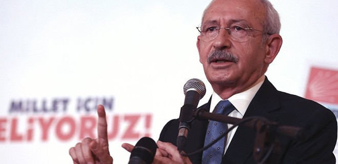 Kılıçdaroğlu'dan Danıştay üyesine tepki