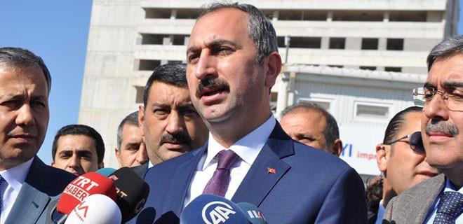 Adalet Bakanı'ndan seçim açıklaması!