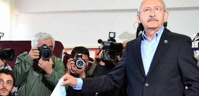 Kemal Kılıçdaroğlu Ankara'daydı...