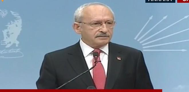 Kılıçdaroğlu: Tüm oy kullanan vatandaşlara teşekkür ederim…