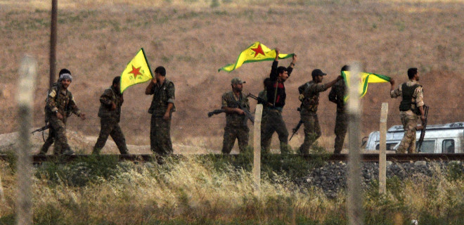 YPG sözcüsünden küstah açıklama…
