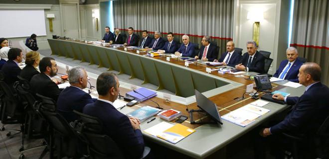 Erdoğan'ın Bakanlar Kurulu netleşiyor...