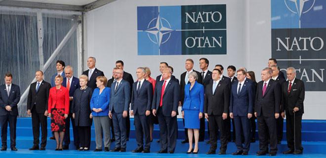 Son Dakika! NATO zirvesi sonuç bildirisi açıklandı