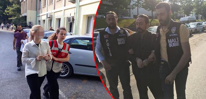 Adnan Oktar'a yönelik operasyonda gözaltı sayısı artıyor