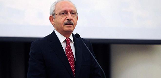 Kılıçdaroğlu'dan Avrupa'ya Srebrenitsa katliamı eleştirisi