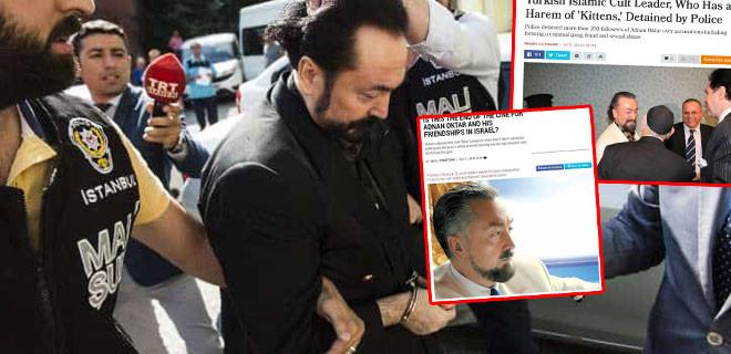 Adnan Oktar İsrail basınında yer aldı!