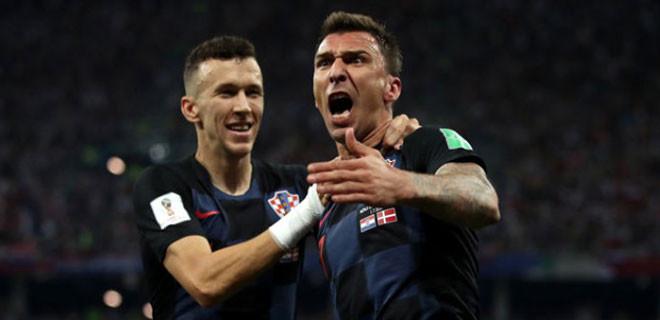 Dünya Kupası finalinde Fransa ile Hırvatistan karşılaşacak
