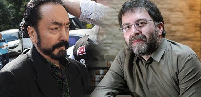 Adnan Oktar, gözaltına alınmadan önce Ahmet Hakan'ı aramış